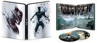 Pre-Order: Black Panther SteelBook [4K Ultra HD/Blu-ray]