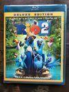 Rio 2 (3D Blu-ray + Blu-ray, DVD, Digital HD)