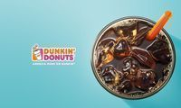 Groupon - 100% Cash Back at Dunkin' Donuts - Up to $3