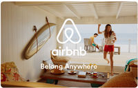 $100 AirBnb Gift Card For $90