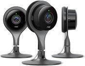 3-Pack Nest Security Cameras