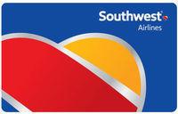 $200 Southwest Gift Card