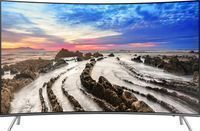 Samsung MU8500 Series 65 Curved Smart 4K UHD TV w/ HDR
