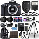 Canon EOS Rebel T6 SLR Camera Bundle