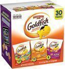 30-Count Pepperidge Farm Goldfish Variety Pack