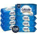 Cottonelle FreshCare Flushable Wipes 8-Pack