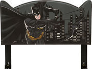 DC Comics Batman Upholstered Twin Headboard