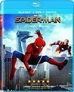 Spider-Man: Homecoming Blu-Ray + Digital Copy