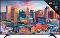 TCL 43 LED 2160p Smart 4K UHD w/ HDR + Roku TV