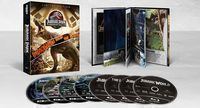 Jurassic Park 25th Anniversary Collection 4K Blu-Ray Set