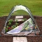 48 Clear PVC Plant Cover