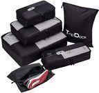 6 TripDock Luggage Organizer Packing Cubes