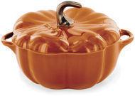 Staub Ceramic 24-oz Pumpkin Cocotte