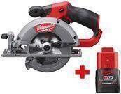 Milwaukee M12 Fuel 12-Volt Brushless 5-3/8 Circular Saw