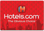 $100 Hotels.com Gift Card For $90