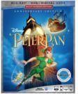 Peter Pan Anniversary Edition (Blu-Ray/DVD/Digital Code)