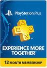 PlayStation Plus 1-Yr. Membership