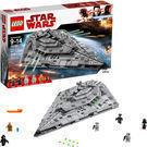 Lego Star Wars TM First Order Star Destroyer