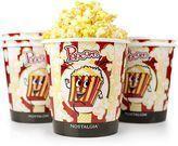 Nostalgia 4-Quart Reusable Popcorn Bucket 6-Pack