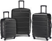 Samsonite Omni Hardside 3 Pc Nested Spinner Luggage Set