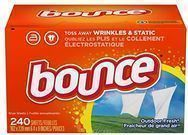 Bounce Fabric Softener and Dryer Sheets