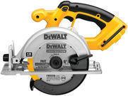DEWALT 18V XRP 6.5 Circular Saw (Bare Tool, DC390B)