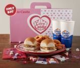 White Castle - Valentine's Day Meal for $20