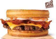 Single Sourdough Burger (via App)