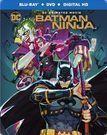 Batman Ninja Blu-Ray SteelBook