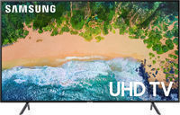 Samsung UN58MU6070 58 4K Flat LED LCD Ultra HD Smart TV