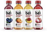 12 Pk Bai Antioxidant Beverage - Rainforest Variety Pack
