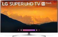 LG 55SK9000  55 4K HDR Flat LED Ultra HD Smart TV