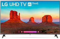 LG 55 4K HDR LED UHD Smart TV (55UK7700PUD)