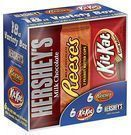 Hershey's 18-Ct Variety Full-Size Candy Bar Pack