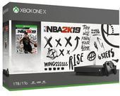 Xbox One X 1TB NBA 2K19 Bundle