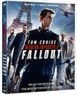 Mission: Impossible - Fallout (Blu-Ray/DVD/Digital HD)