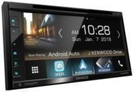 Kenwood 6.8 CD/DVD Touchscreen Receiver