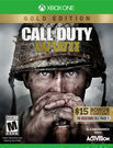 Call of Duty: WWII Gold Edition by Activision (Xbox One/PS4)