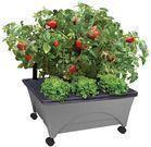 City Pickers 24.5 x 20.5 Patio Raised Garden Bed Kit