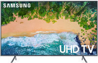 Samsung 55 4K UHD Smart TV UN55NU7200 + $20 VUDU Credit