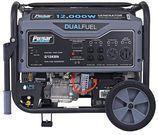 Pulsar 12,000W Dual Fuel Portable Generator - G12KBN