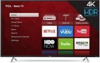 TCL 55S405 55 4K Flat LED Ultra HD Roku Smart Television