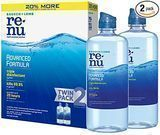 Bausch and Lomb ReNu Contact Lens Solution 12 Oz. 2-Pack