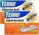 Terro Liquid Ant Bait 6-Count 2-Pack