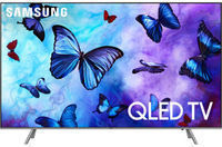 Samsung QN82Q6FN 82 4K HDR Flat QLED Ultra HD Smart TV