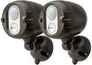 Mr. Beams LED Wireless Motion Sensing Spotlight 2-Pack