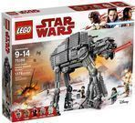 Lego Star Wars First Order Heavy Assault Walker Kit