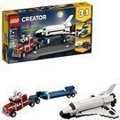LEGO Creator 3-in-1 Shuttle Transport Building Kit (341pc.)