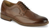 Dockers Men's Ryland Leather Wingtip Dress Shoes - 2 Colors
