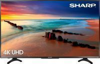 Sharp 50 Class LED 2160p Smart 4K UHD TV w/ HDR Roku TV